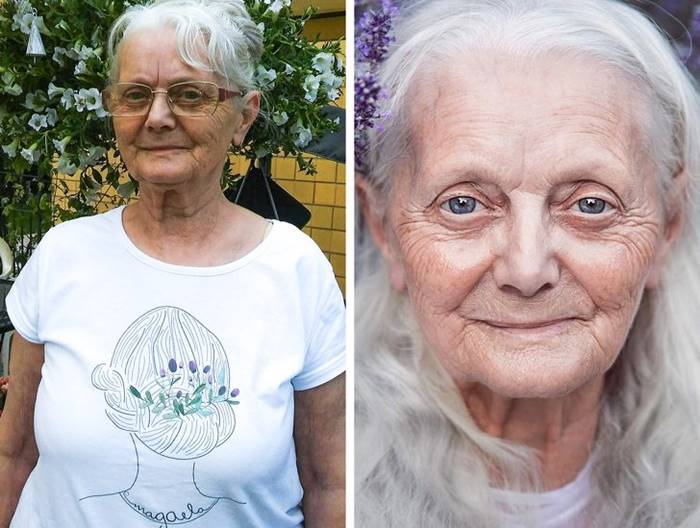 Vlasta Gerhardova, 72 years old