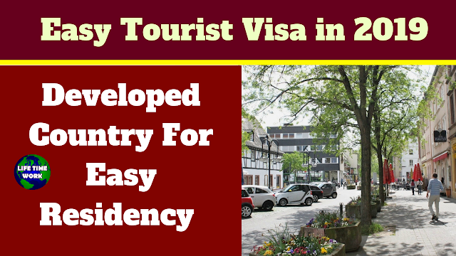 Developed Country For Easy Residency,Easy Greenland Tourist Visa in 2019