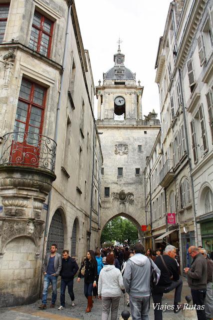 Grosse Horloge, La Rochelle