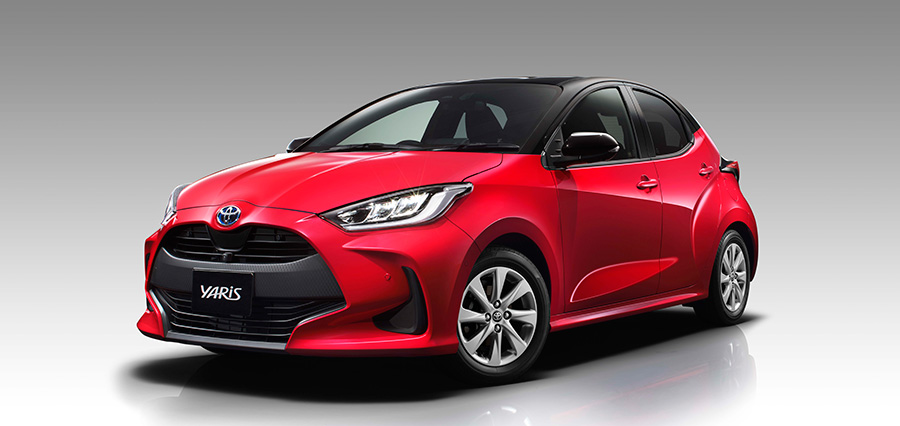 Subcompact Culture The Small Car Blog New 2020 Toyota Yaris To