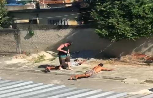 Dois homens foram rendidos e assassinados a tiros em Nova Iguaçu, na Baixada Fluminense