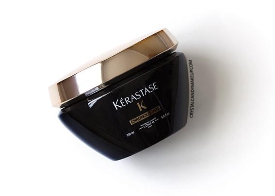 Kérastase Chronologiste Hair Care Range Creme de regeneration Review