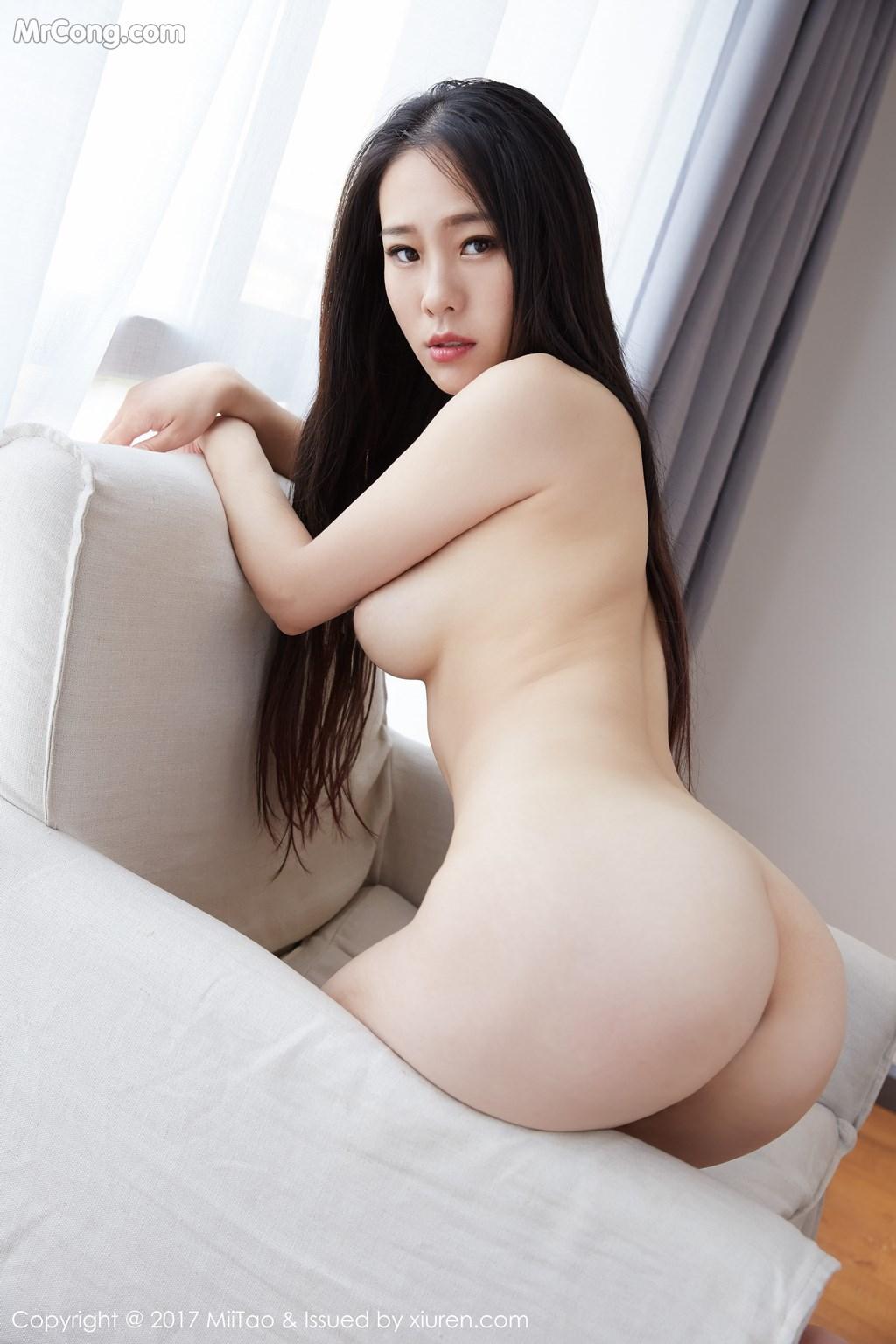 Image MiiTao-Vol.079-Yu-Wei-MrCong.com-040 in post MiiTao Vol.079: Người mẫu Yu Wei (雨薇) (54 ảnh)