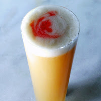 The Cara Cara Sour cocktail.