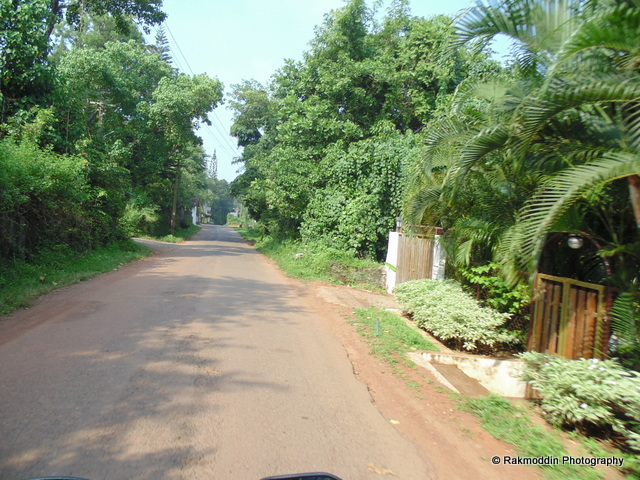 Pune to Goa: Day 2 - bike ride in North Goa