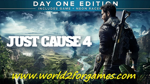 """Free Download Just Cause 4 ""FitGirl Repack"