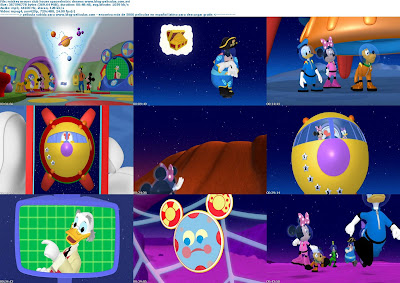 La casa de Mickey Mouse: Aventuras en el Espacio - DesMIX