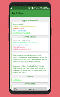 Jasi Patcher v4.8 (License InApp Billing Hack With Non Root Support) APK is Here !