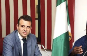 Lebanese Ambassador to Nigeria walks out on House Of Reps members during meeting