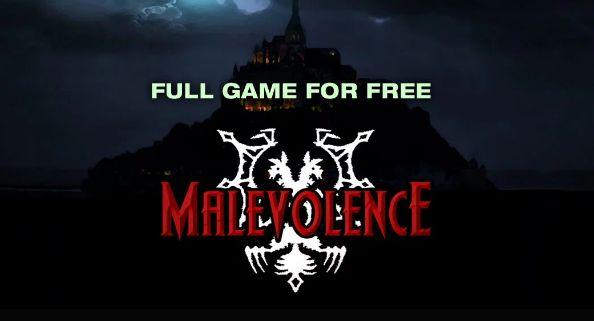 Malevolence: Αποκτήστε το εντελώς δωρεάν