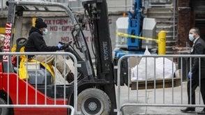 Agencia de EEUU solicita al Pentágono 100.000 bolsas para cadáveres