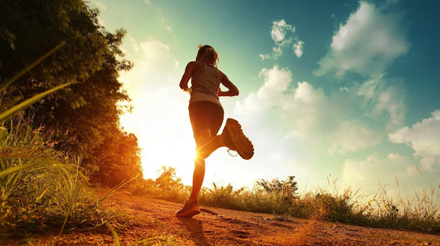 morning walk, morning jogging, bersenam untuk kesihatan, bersenam dapat kurangkan stress