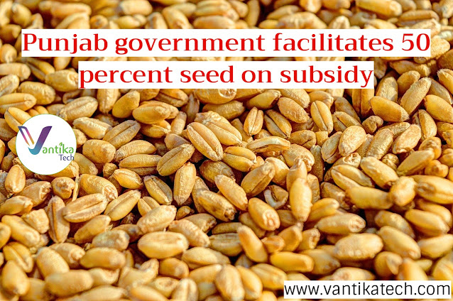 wheat seed subsidy