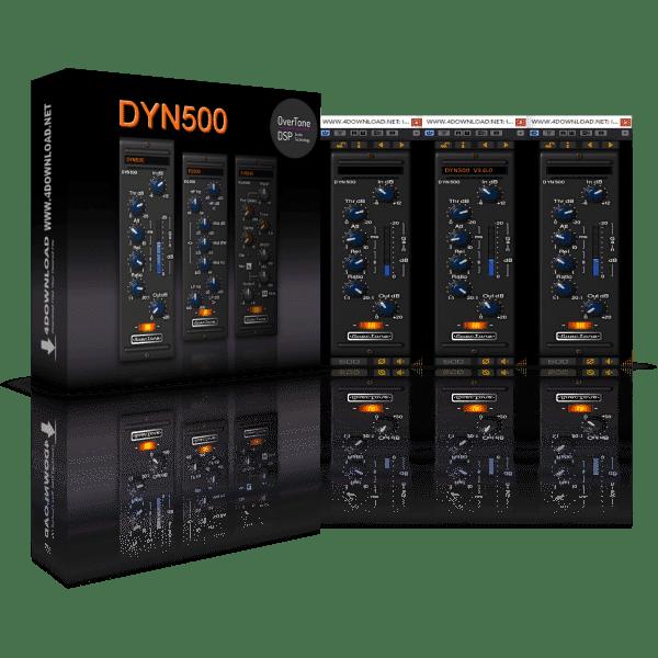 OverTone DSP DYN500 v3.0.0 Full version