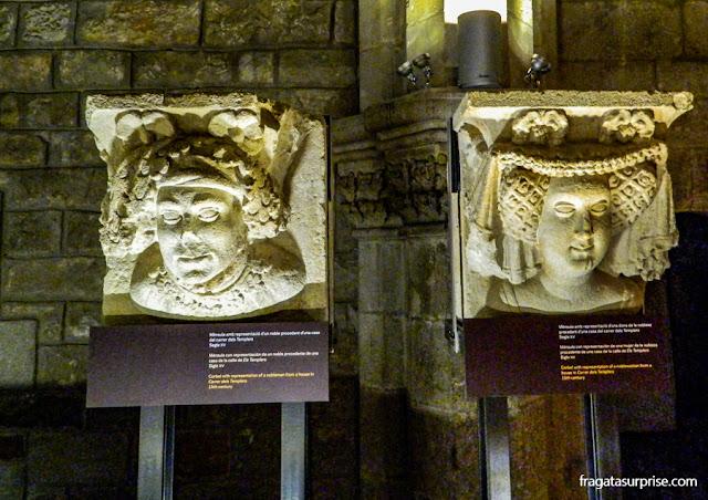 Coleção medieval do Museu de História de Barcelona