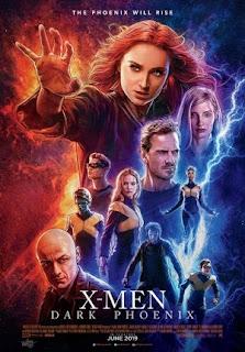 Film X-Men: Dark Phoenix 2019