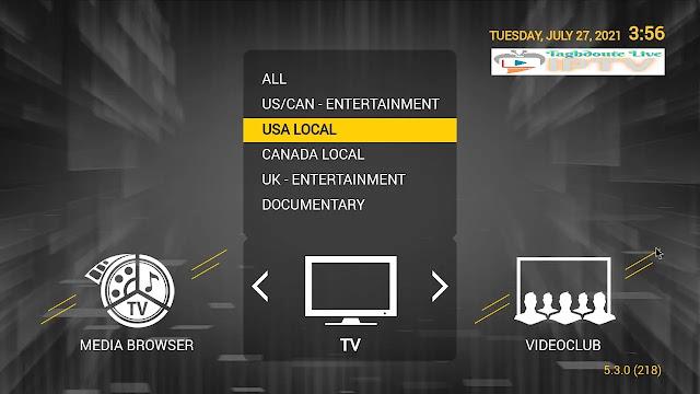 IPTV STB Smart Emulator portal_27-07-2021