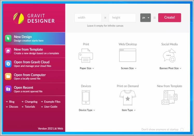 Gravit Designer  : Κορυφαία εφαρμογή σχεδιασμού γραφικών