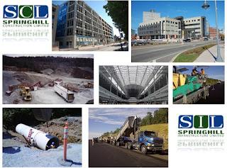 Spring Hill Construction Job Vacancies 2018