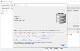 SQLite Database Browser Portable Repack v3.10.1