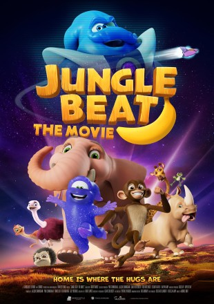 Jungle Beat: The Movie 2020 HDRip 720p Dual Audio