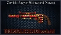 Zombie Slayer Biohazard Deluxe
