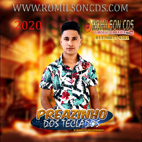 PREAZINHO DOS TECLADOS REPERTÓRIO ATUALIZADO 2020