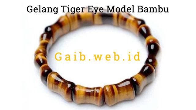 gelang tiger eye bambu, gelang tiger eye cantik, gelang pria tiger eye, gelang batu pria, gelang asli pria, gelang pria macho