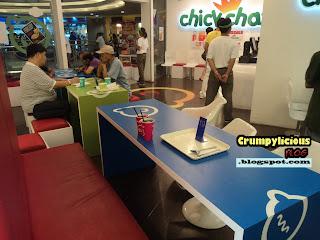 singaporean fastfood