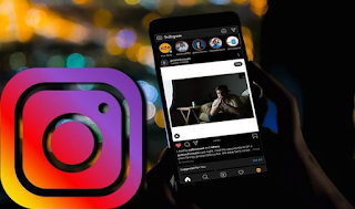 Instagram Drak Mode Tanpa Root Di Android