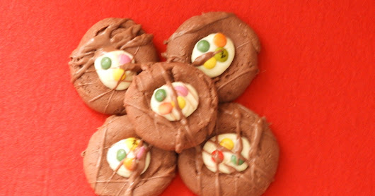 Galletas de nutella