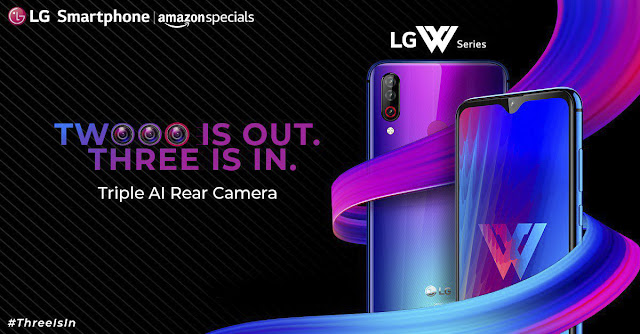 LG W10,LG W30 &LG W30 Pro Launched In India,See Pricing & Specifications