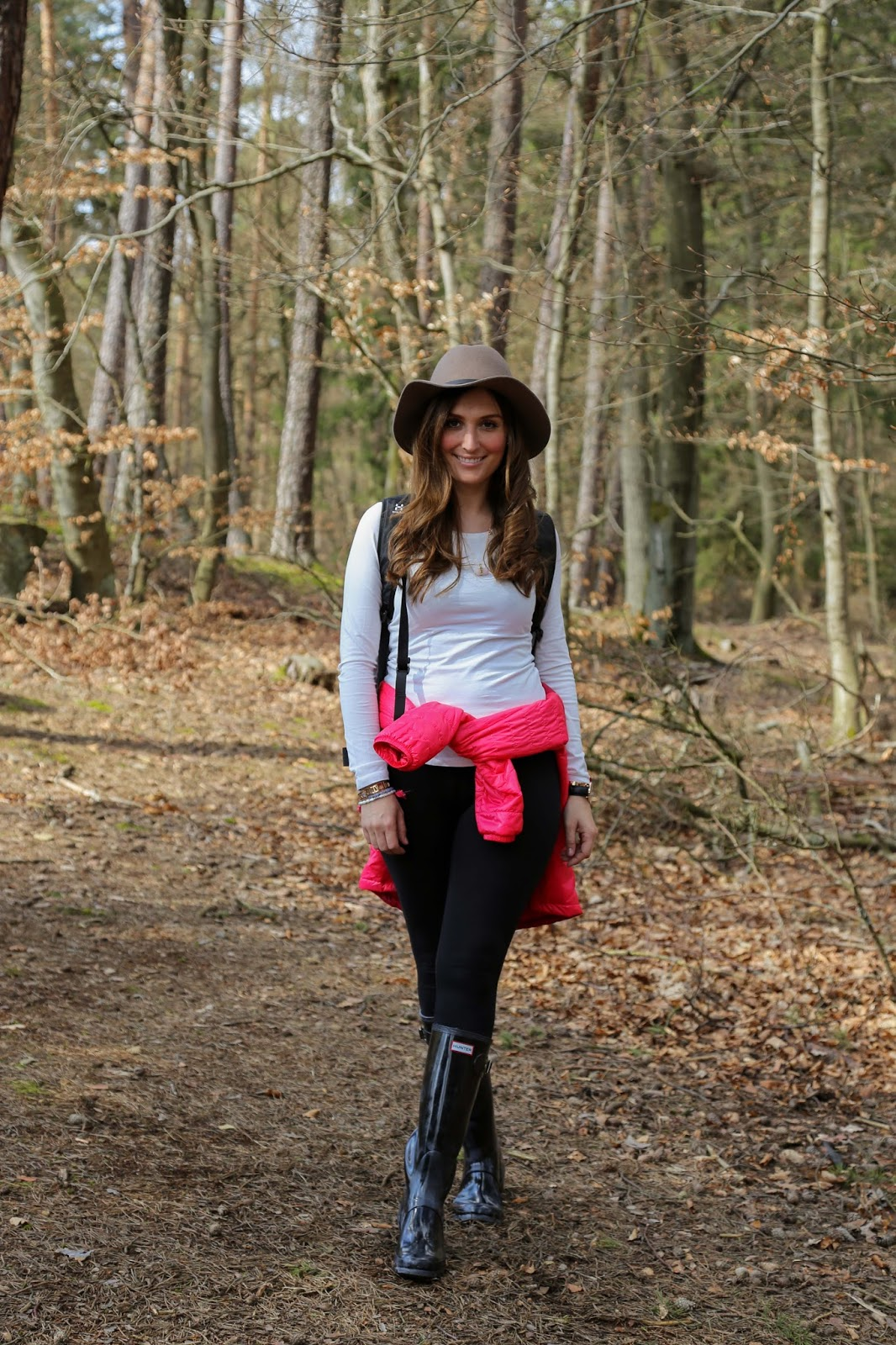 Decathlon Jacke - Pinke Steppjacke - Steppjacke in Pink - pinke Jacke Fashionblogger - Fashionstylebyjohanna