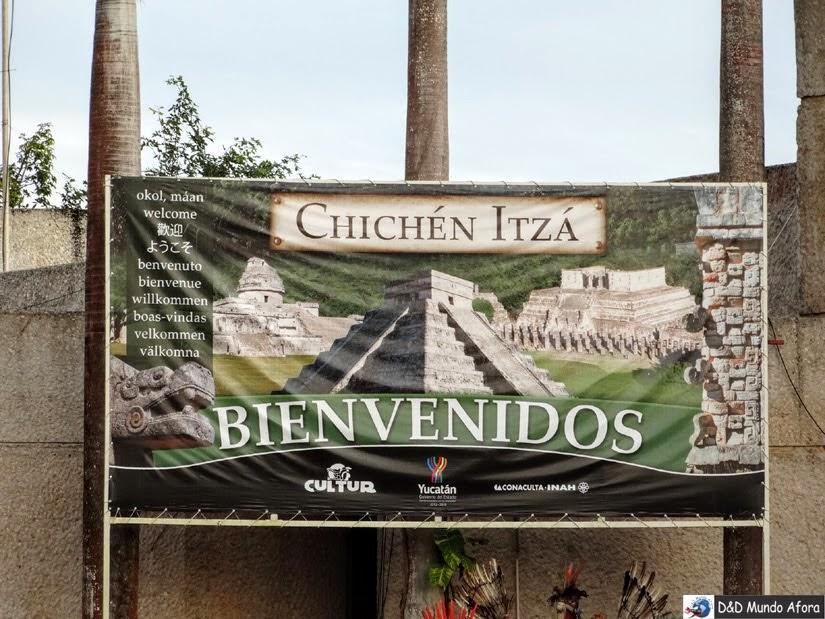 O que fazer em Chichen Itza - México
