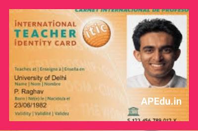 ID Cards  for teachers