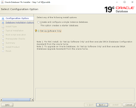 Oracle Database Upgrade 12c to 19c step by step