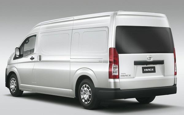 Toyota Hiace L2H2