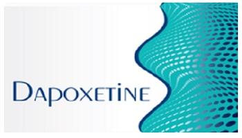 دواء دابوكستين Dapoxetine مضاد الاكتئاب, لـ علاج, سرعة القذف المرتبط باضطرابات القلق والتوتر والاكتئاب, القذف المبكر, السيطرة على القذف, ضعف الانتصاب, القلق والتوتر الجنسي.