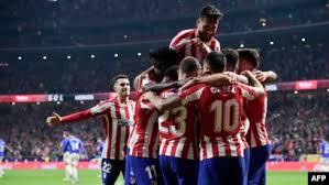 مشاهدة مباراة اتلتيكو مدريد واوساسونا