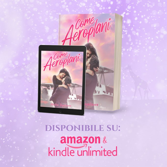 Blog Tour: Come Aeroplani di Martina Ingallinera