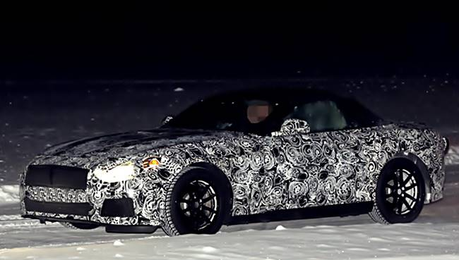 2018 BMW Z5 Roadster Price