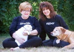 Sparkle Abbey authors of the Pampered Pets Series