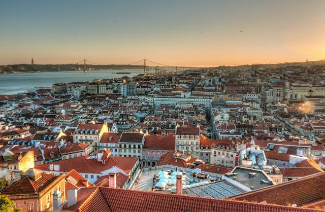 Roteiro de seis dias em Lisboa