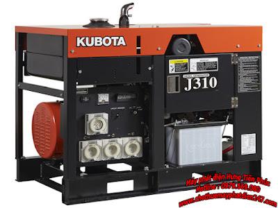 Máy phát điện Kubota 10kva J310