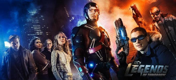 Legends of Tomorrow - White Knights - Review + POLL
