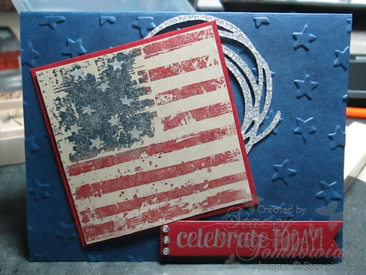 Butterfly Creations by Stacey: Happy 4th of July!