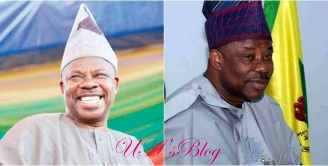 Governor Amosun set to dump APC alongside his loyalists