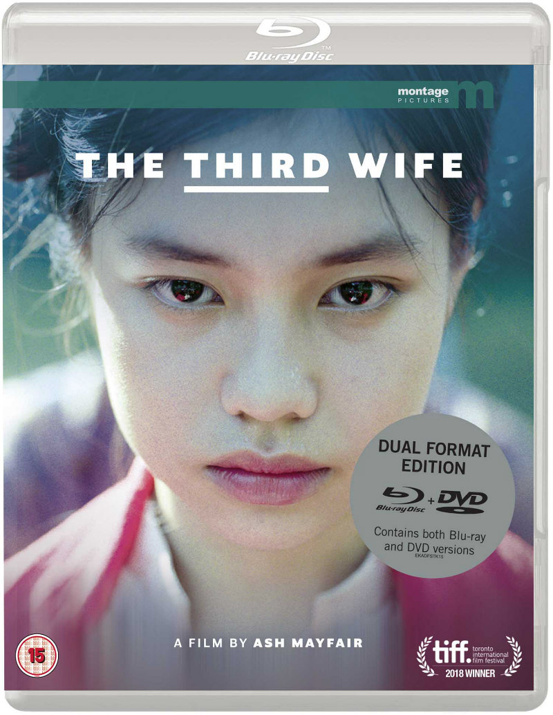 the third wife bluray