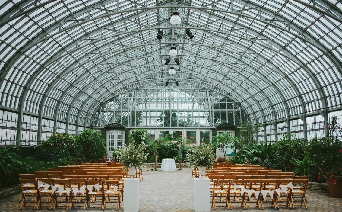 Garfield Park Chicago Wedding Venue