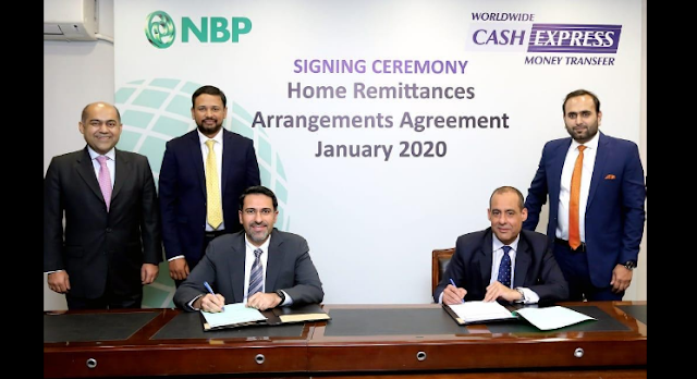 NBP partners with Worldwide Cash Express Limited